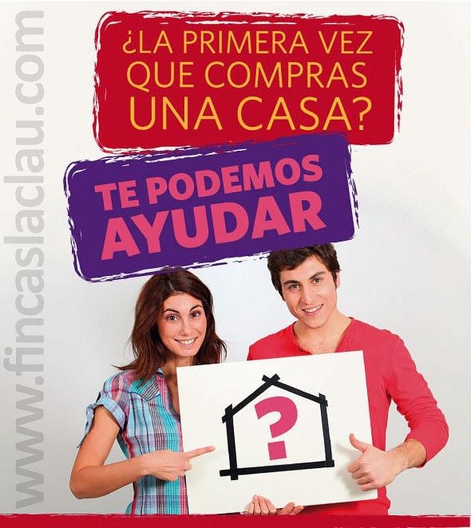 Tal vez haya llegado el momento de comprar tu primera casa con la Clau Group Andorra solo o tal vez en compañía